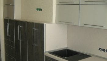 установка кухни